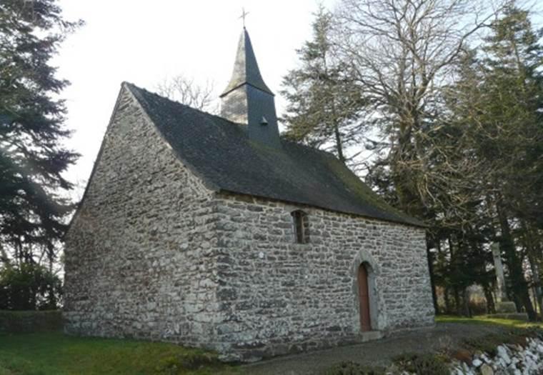 La chapelle Notre-Dame de Tout-Aide ©