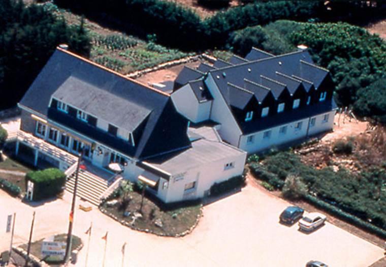 Hôtel Saint Pierre-Saint Pierre Quiberon-Morbihan-Bretagne Sud © Hôtel Saint Pierre