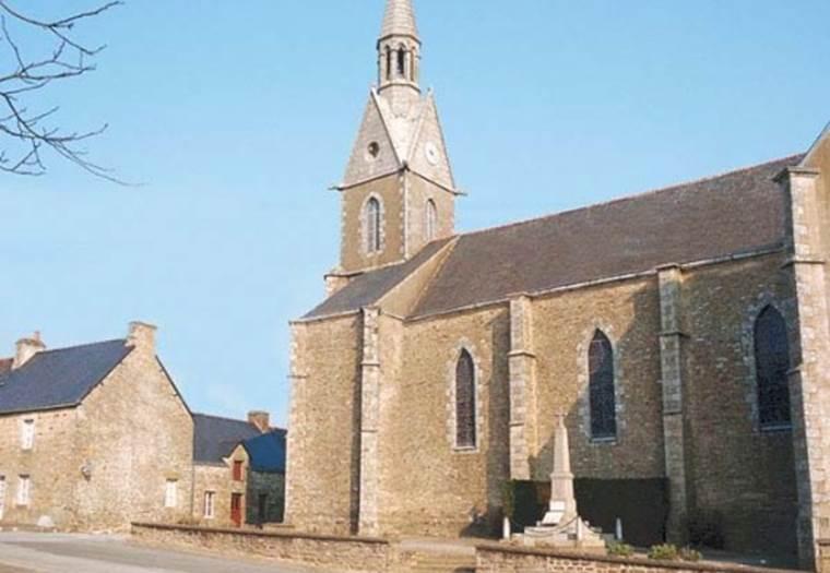 église de saint-guyomard ©