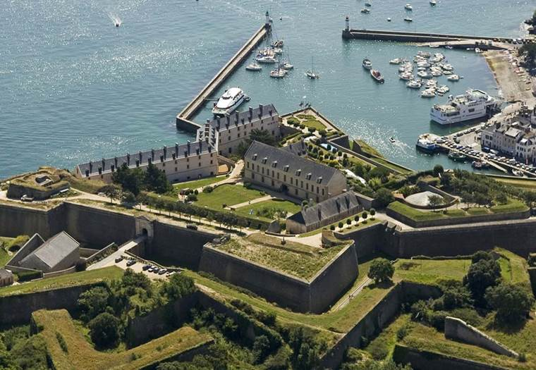Musée de la citadelle Vauban-belleileenmer-morbihan-bretagnesud-01 ©
