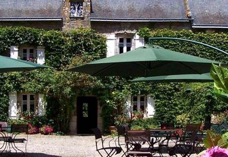 Hotel Manoir de Bodrevan-Noyal-Muzillac-Tourisme Arc Sud Bretagne ©