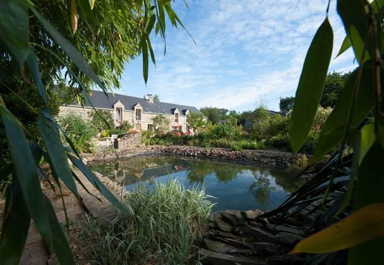 Gîte Gauvain-Néant-sur-Yvel-Morbihan-Bretagne-Sud © Domino Studios