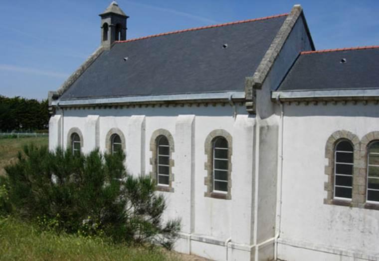Chapelle-Quiberon-Morbihan-Bretagne-Sud ©
