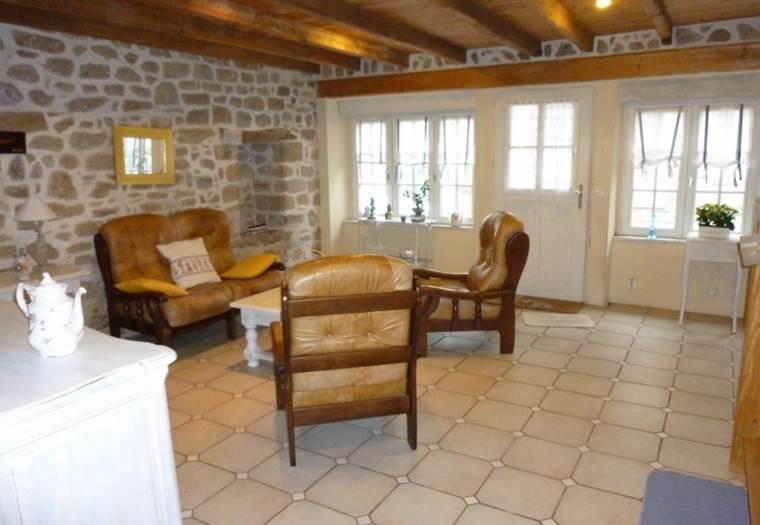 Location vacances - maison - Port-Louis - Lorient - Groix - Morbihan Bretagne sud - 4 personnes © clb