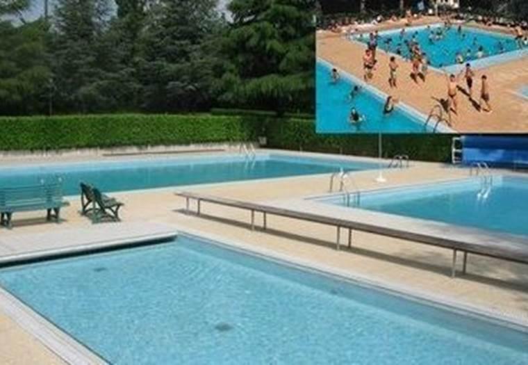 piscine intercommunale à Sérent ©