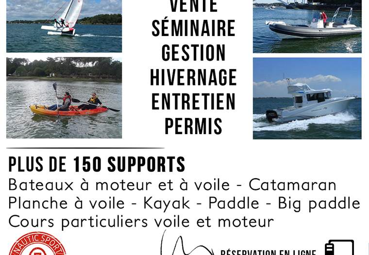 nautic boat club ©