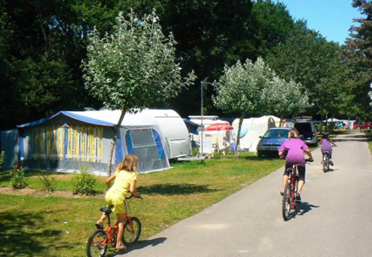 Camping Municipal de Kerdurand - Riantec - Groix - Lorient - Morbihan - Bretagne sud © Camping de Kerdurand