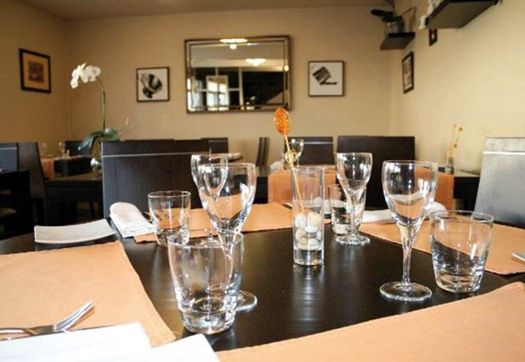 Restaurant la Chebaudière Auray Morbihan Sud © OTAC