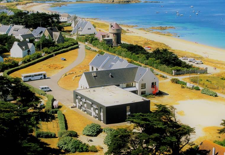 Centre de vacances Valentin Abeille-St Pierre Quiberon-Morbihan-Bretagne Sud © Centre de vacances Valentin Abeille