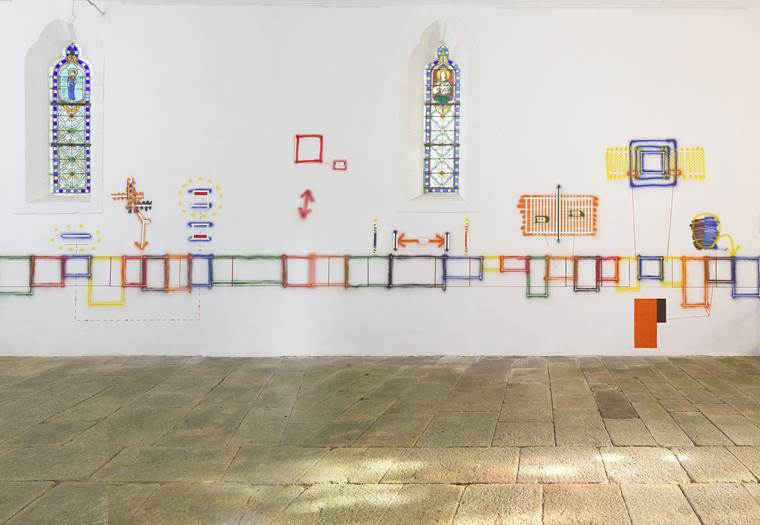 L-Art-dans-les-Chapelles 2019, Peter Soriano,