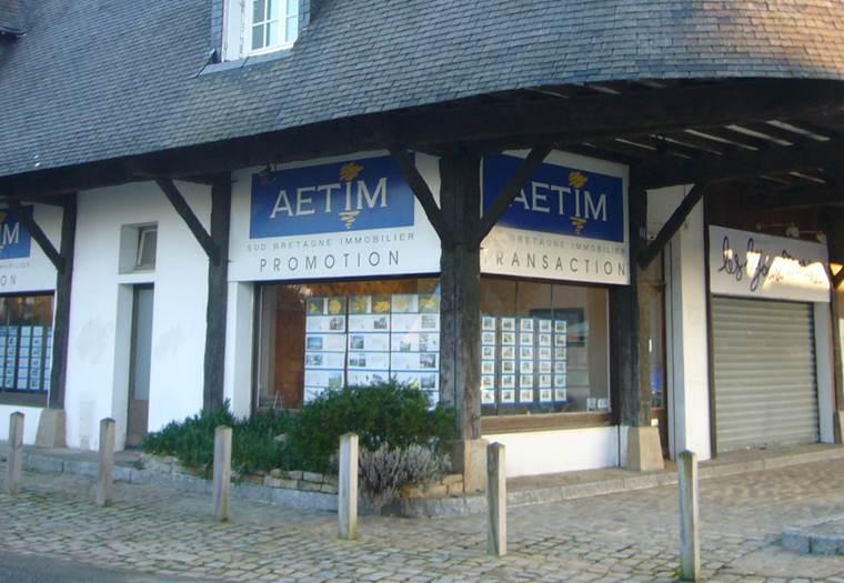 AETIM sud Bretagne Immobilier © AETIM sud Bretagne Immobilier