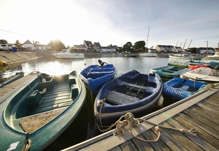 Port de Saint-Jacques - Sarzeau - Morbihan - Bretagne Sud ©