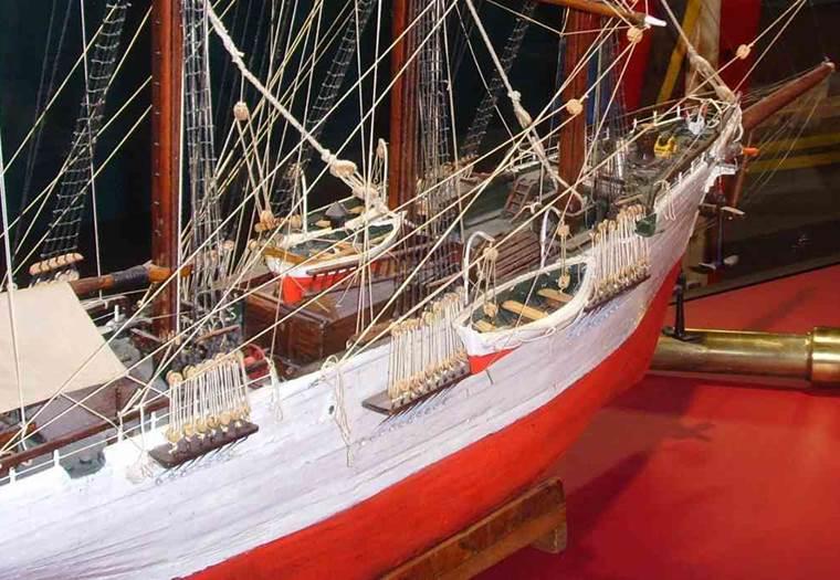 Musée-Marins-et-Capitaines-Galerie-d-Arz-Morbihan-Bretagne-Sud © Musée-Marins-et-Capitaines-Galerie-d-Arz