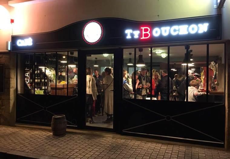 Café-Ty-Bouchon-Plouharnel-Morbihan-Bretagne-Sud © Café Ty Bouchon