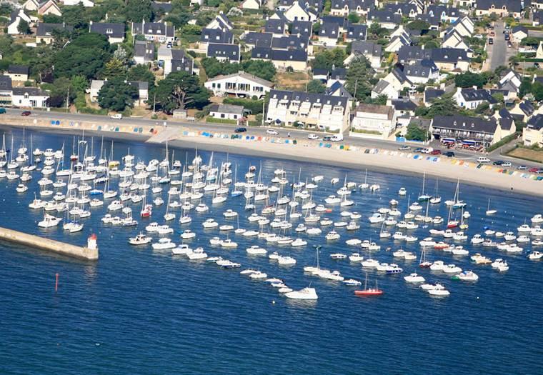 Port de plaisance de Saint-Jacques © Marc Schaffner