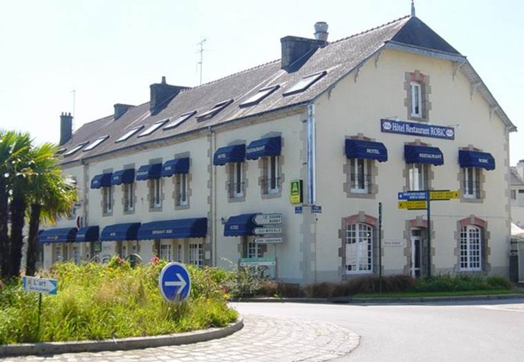 Hotel Robic Morbihan Bretagne-Sud ©