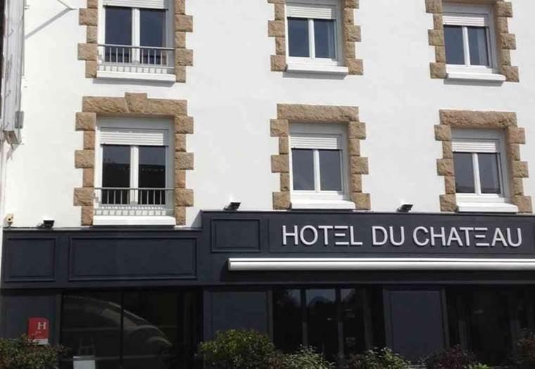 Hotel-du-chateau-Pontivy-Morbihan-Bretagne-sud © Hotel-du-chateau-Pontivy-Morbihan-Bretagne-sud