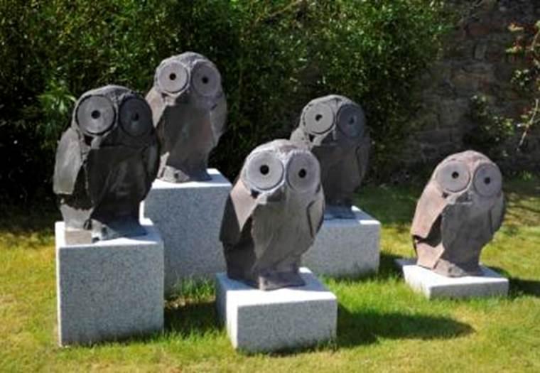 Muséede de scultures Manoli ©