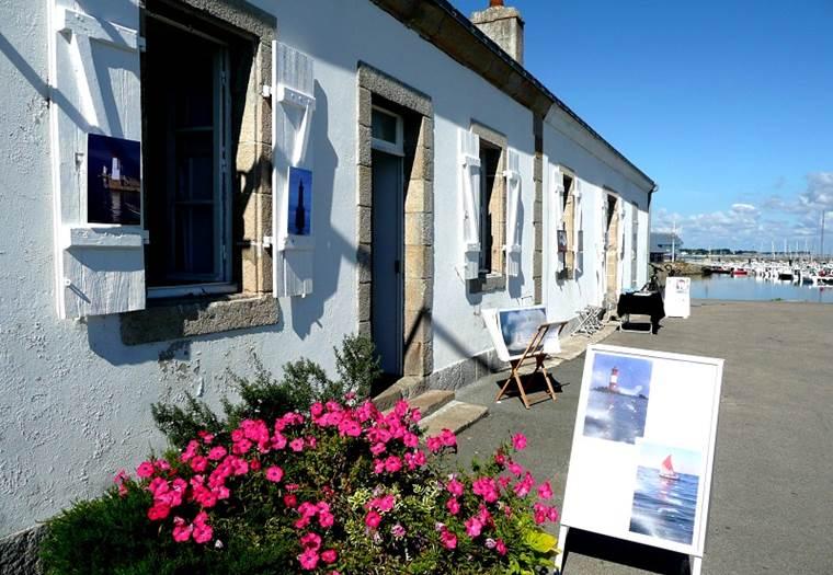 La Maison du phare-Quiberon-Morbihan-Bretagne Sud © La Maison du Phare