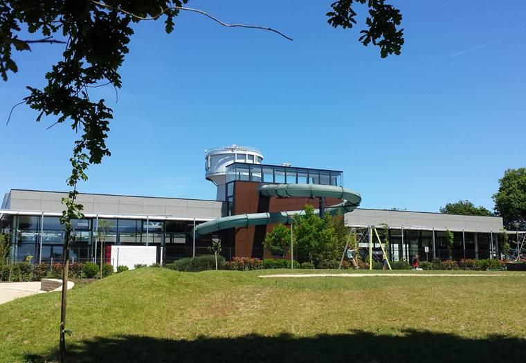 Piscine Centre Aquatique Beau Soleil Questembert