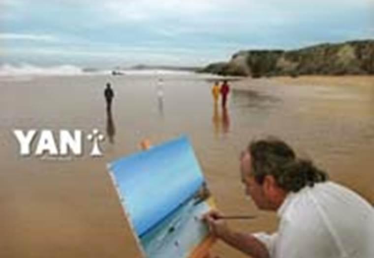 Yan - Artiste peintre, sculpteur - Quiberon © Yan