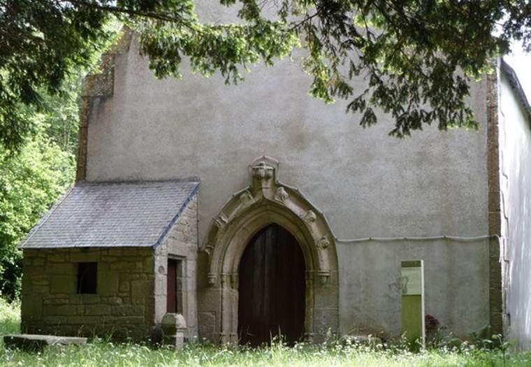 Chapelle-Saint-Gilles-Le-Saint-Morbihan-Bretagne-Sud © OTPRM