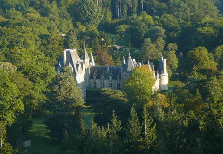 Château-Country-Club-Trédion-morbihan-bretagne-Sud ©
