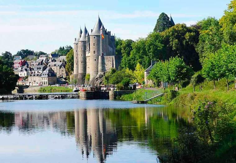 Château de Josselin - Morbihan Bretagne Sud © crtb ac 2710