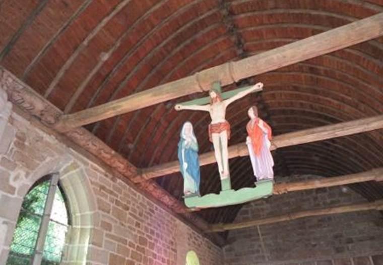 Chapelle-Saint-Sebastien-Le-Faouet-Pays-Roi-Morvan-Morbihan-Bretagne-Sud © OTPRM