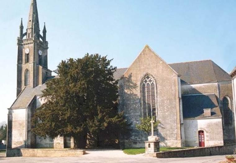 église notre-dame, la chapelle-caro ©
