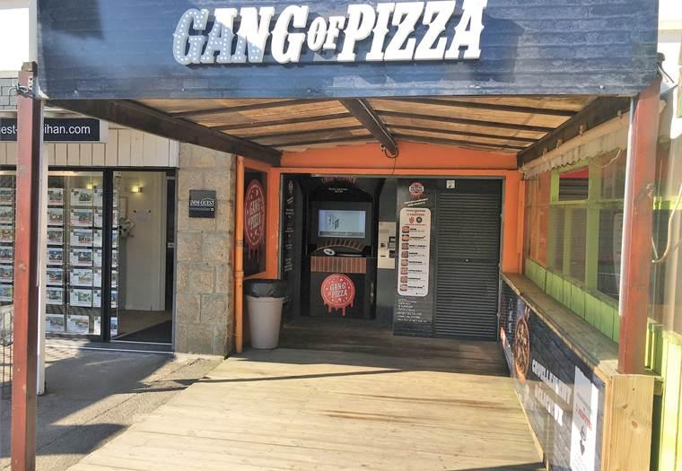 restauration-pizza-carnac-morbihan-bretagne-sud © Gang Of Pizza