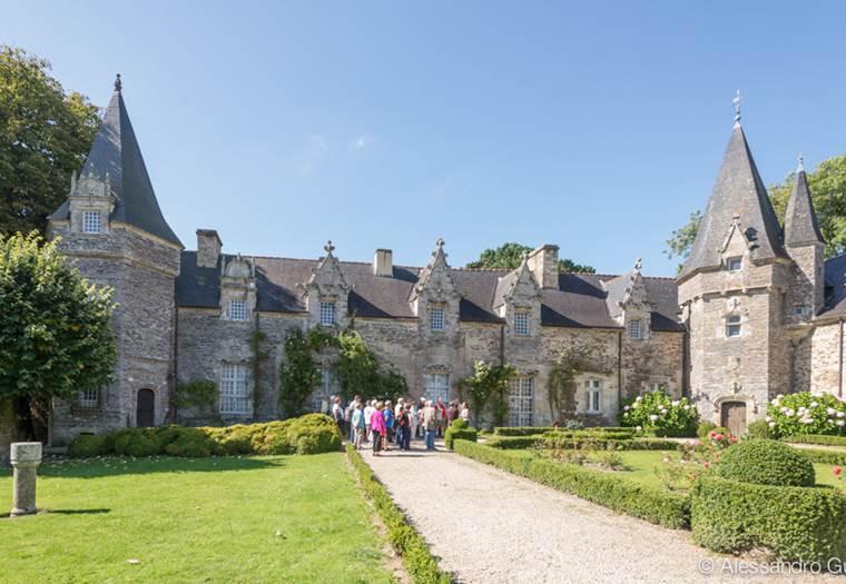 Château de Rochefort-en-Terre - Morbihan Bretagne Sud © Alessandro Gui