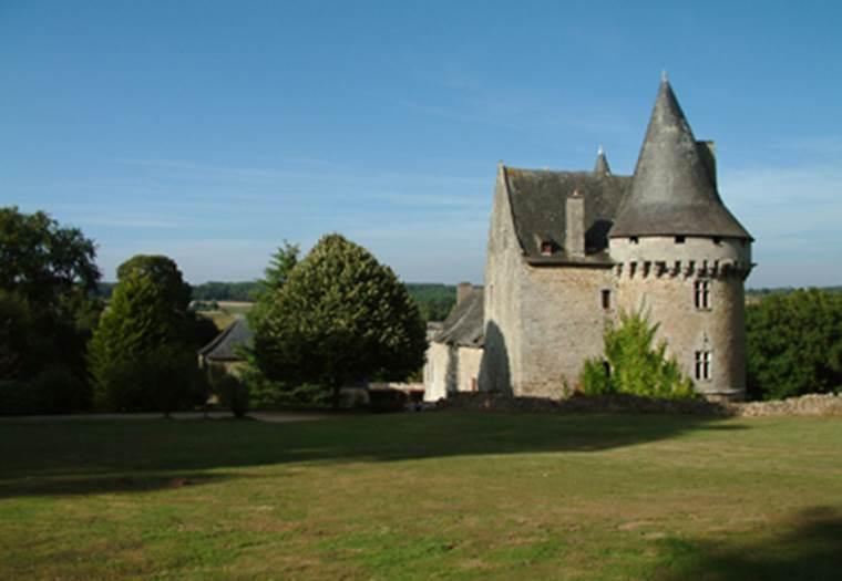 Chateau de Brignac © OTPM