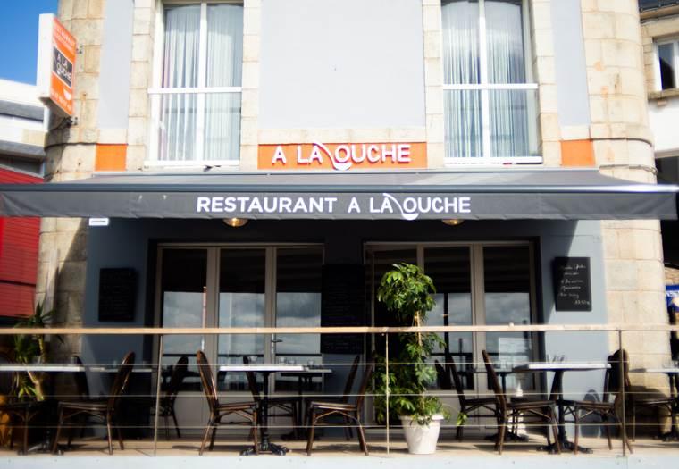 Restaurant A La Louche-Quiberon-Morbihan-Bretagne Sud © Restaurant A La Louche