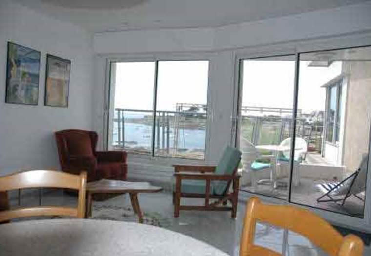 location-appartement-Ploemeur-Lorient-Morbihan-Bretagne-sud-6personnes © CHEREL Jacqueline