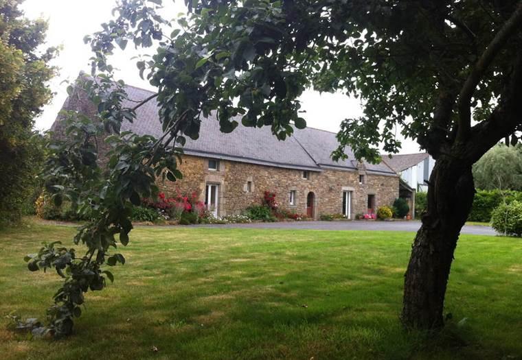 LA LONGERE D'HELENE - Chambres d'hôtes à Lauzach - Morbihan - Bretagne Sud © LUHERNE