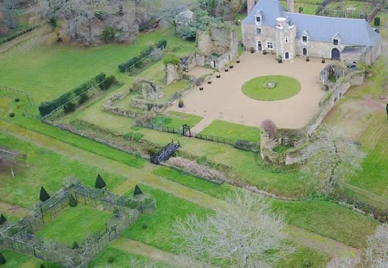 Jardins du Château de Kerambar'h © Jardins du Château de Kerambar'h