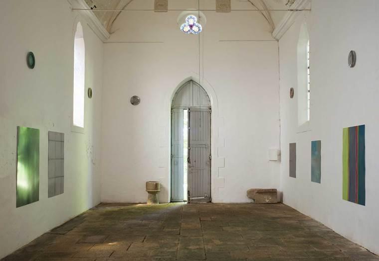 L'art dans les chapelles 2016 Alain Sicard © Laurent Grivet