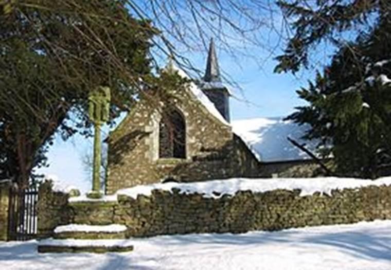 chapelle saint barthélémy du gorays ©
