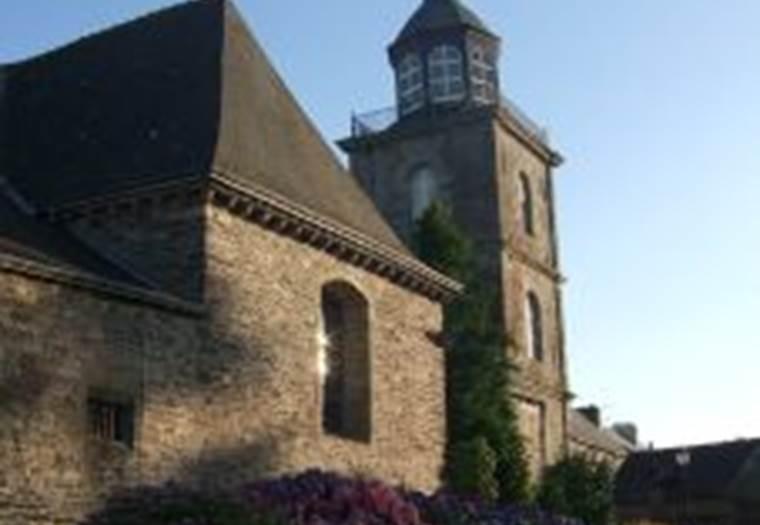 église st hervé © Concours photo été 2010 Colineaux