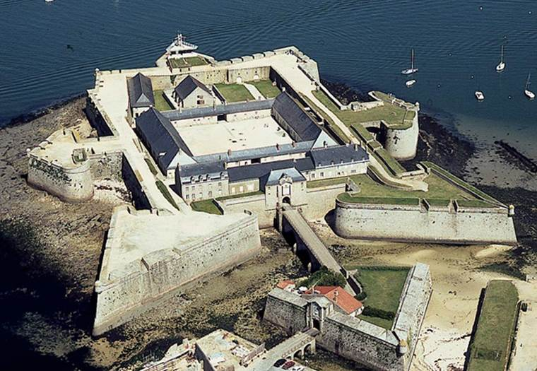 musee-national-marine-port-louis-Groix-Lorient-morbihan-bretagne-sud © Musée de la Marine