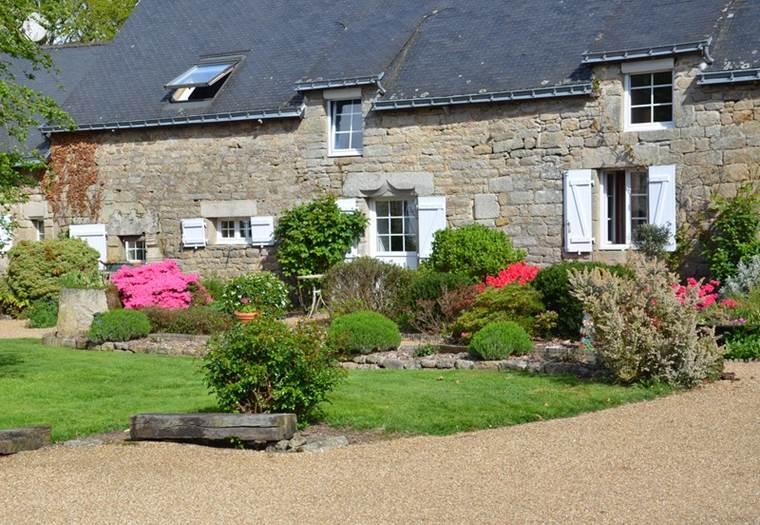 Chambre-Dhote-Evelyne-Graignic-DomaineduScorff-Kernascleden-Pays-Roi-Morvan-Morbihan-Bretagne-Sud © Evelyne Graignic