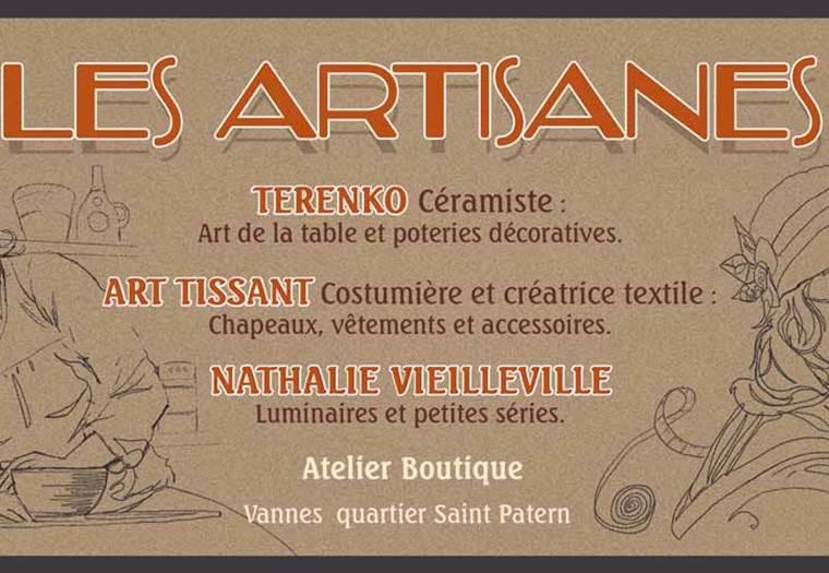 Les-artisanes-créateurs-bretons-vannes-golfe-du-morbihan ©