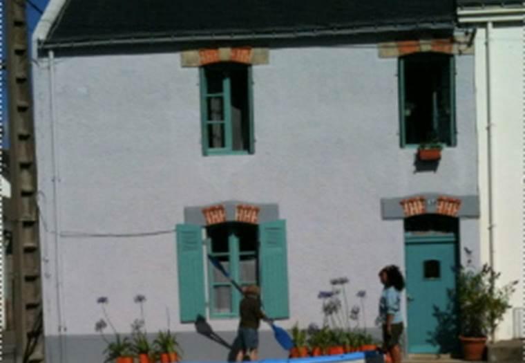 Location vacances - appartement - Port-Louis - Lorient - Groix - Morbihan Bretagne sud - 4 personnes © clb