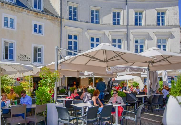 Hôtel-Océan-Vannes-Golfe-du-Morbihan-Bretagne sud-02 © Hôtel l'Océan