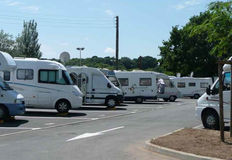 Aire Camping-Car Park  ©