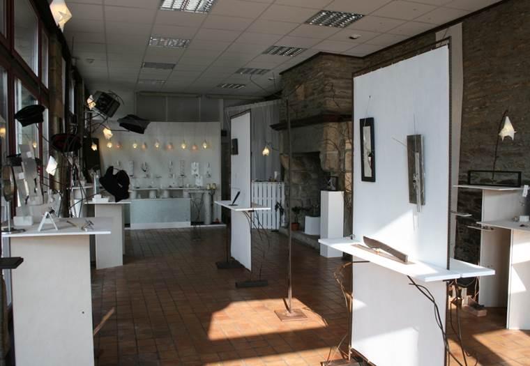 Galerie ZA - Boutique - Rochefort-en-Terre © Rochefort-en-Terre Tourisme