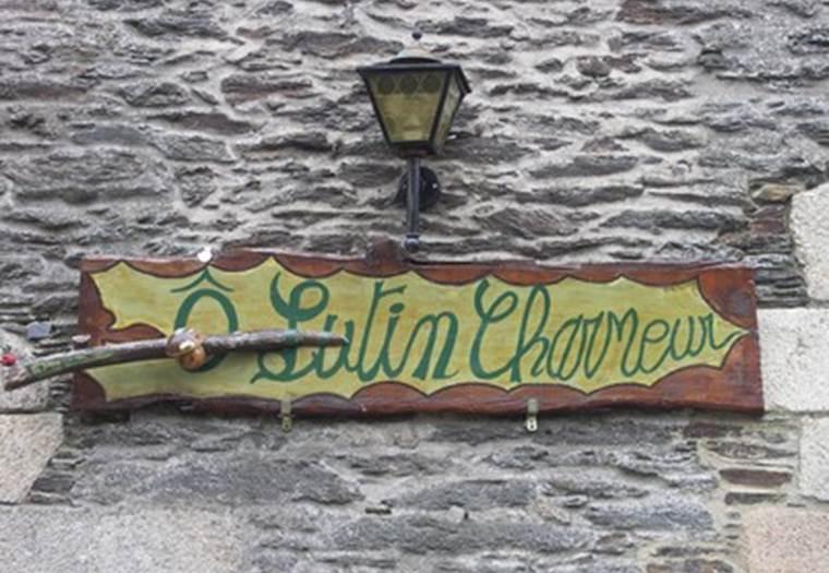 LUTIN CHARMEUR - Enseigne - Morbihan - Bretagne sud © ROCHEFORT EN TERRE TOURISME