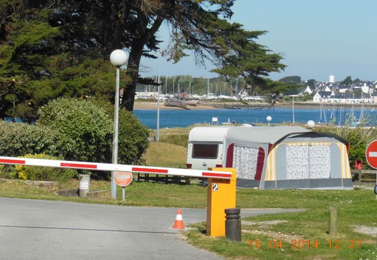 Camping municipal d'Etel-Morbihan-Bretagne Sud © Camping municipal d'Etel