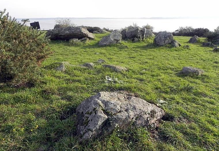 Cairn des Grays à Billiers dans le Morbihan © Poulpy